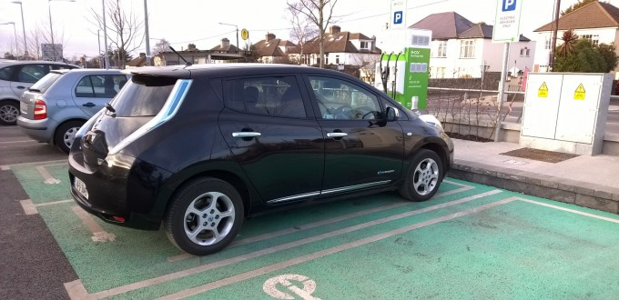 Our Electric Car - an all-electric 2014 Nissan Leaf