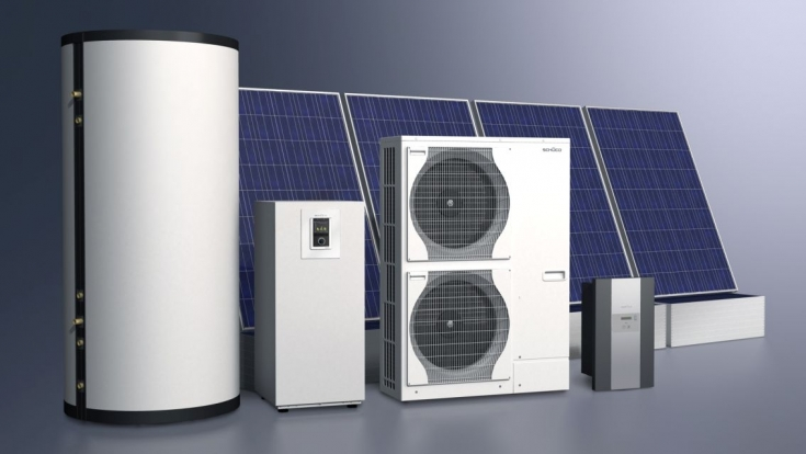 SolarPV and a Heat Pump are a good path to freedom from energy costs